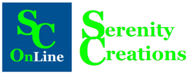 Serenity Creations Online